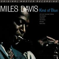 MILES DAVIS Kind Of Blue 2 LP 45 RPM New Sealed Vinyl MFSL MOFI Mobile Fidelity