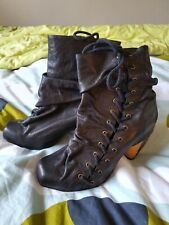 Irregular Choice Wicked West Boots, Size 39/6