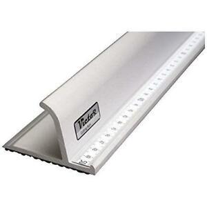 Schneidelineal aus Aluminium Lineal Profi-Ausführung, rutschsicher 52cm-312cm