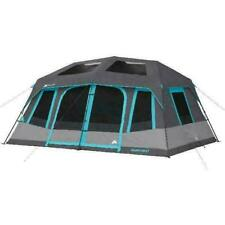 Ozark Trail 10 Person 2 Room Instant Cabin Tent - Gray (WMT141078D)