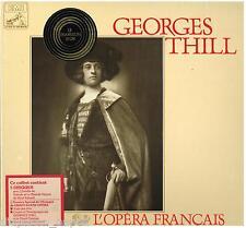 George Thill & L'Opera, Français - LP Emi