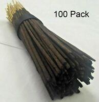 Frankincense & Myrrh Incense Sticks -  Aromatherapy PREMIUM QUALITY - (100 pack)