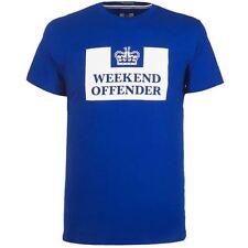 Camisetas de hombre azul talla XXXL