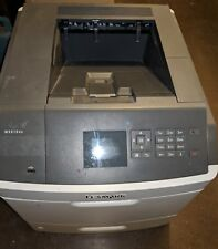 Lexmark MS810dn 52ppm Network Duplex A4 Mono Laser Printer