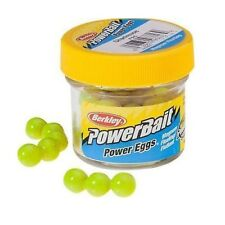 Berkleys Powerbait ®  - Sparkle Power Eggs / Dough Eggs Chartreuse-1004881* 2018