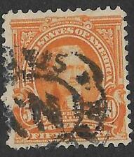 xsa086 Scott 310 US Stamp 1903 50c Jefferson Used