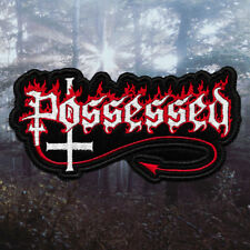 Possessed | Embroidered Patch | USA | Thrash / Death Metal Band from USA
