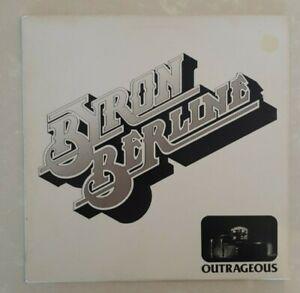 (BYRON BERLINE-Outrageous)- Albert Lee/ bluegrass/Cajun/country/rock-F1-LP