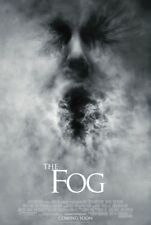 THE FOG MOVIE POSTER 2 Sided ORIGINAL 27x40 TOM WELLING MAGGIE GRACE