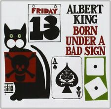 ALBERT KING BORN UNDER A BAD SIGN STAX REMASTERED CD R&B 2013 NEW