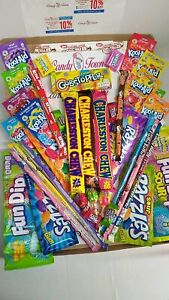 American Candy Box Hamper of Sweets by Candy Town 37 Items Gift CT7