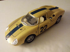 BBurago FERRARI 250 LM Le Mans - Modellino 1:24 - BURAGO Made in Italy
