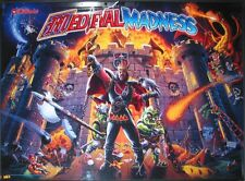 Williams Bally Medieval Madness Pinball Machine Speaker Upgrade from Pinball Pro