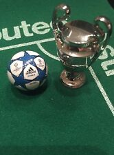Subbuteo Adidas Champions League Final Ball 2010