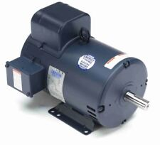 7.5 HP 3450 RPM 184T 208-230V Leeson Electric Motor # 132044 ~NEW~*FREE SHIPPING