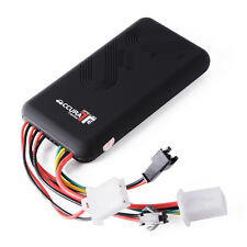 Mini GPS GSM GPRS Tracking SMS Real-time Car Motorcycle Tracker Device AH247