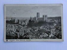 Antique Raphael Tuck Postcard Durham