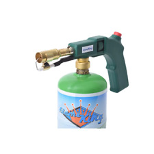Handheld Propane Torch Head With Trigger Igniter For 1lb Cylinder Sweating Melting