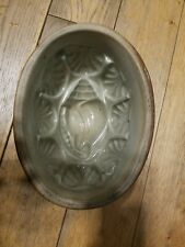 Vintage Stoneware ceramic Jelly / fish Mould