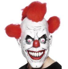 Disfraz de Halloween Terror Horror Máscara payaso Cabeza Completa #26385 SMIFFYS