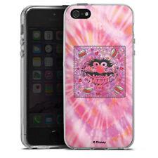 Apple iPhone SE Silikon Hülle Case - Muppets Animal