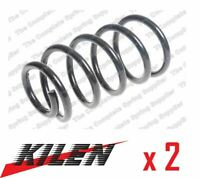 2 x NEW KILEN REAR AXLE COIL SPRING PAIR SET SPRINGS GENUINE OE QUALITY 54939