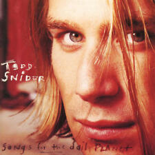 Todd Snider – Songs For The Daily Planet 180G LP NEW w/ GATEFOLD