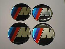 50mm Alloy Wheel Center Centre Badges (MT)