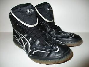 Asics MatFlex Wrestling Shoes Boy's Size 5.5