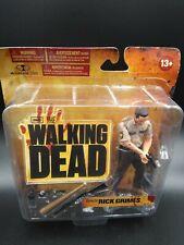 McFarlane The Walking Dead Series 1 Deputy Rick Grimes Figure 2011