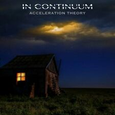 IN CONTINUUM  - Acceleration Theory Part one Alien A SEALED CD 2019 DAVE KERZNER