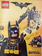 Lego Batman Movie TOYS R US Exclusive Build - Emmet's Bat-car