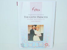 "****DVD-EMMERICH KÁLMÁN""THE GYPSY PRINCESS-OPERA AUSTRALIA""-2006 Opus Arte****"