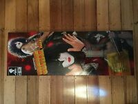 Paul Stanley Designed & Signed Red Kiss Electric Guitar - Limited Edition - Rare