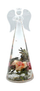 "Glas-Engel Annabell ""Dreamlight"" Höhe 20 cm"