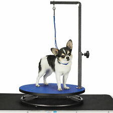 Master Equipment 19 Steel Adjustable Small Pet Dog Grooming Table (Open Box)