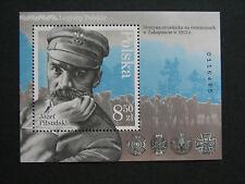 stamp, Legiony Polskie, Jozef Pilsudski