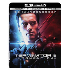 Terminator 2: Judgment Day [4K Ultra HD Blu-ray/Blu-ray] [2 Discs] [1991]