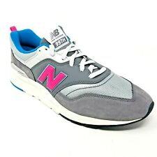 New Balance 997H Gray Castlerock Peony CM997HAH Men's US Size 11 New In Box
