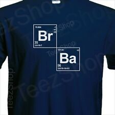 Br Ba Breaking Bad Better Call Saul Los Pollos Heisenberg Fathers Day T-Shirt
