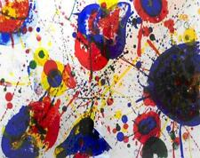 """Sam Francis  """"Untitled, From One Cent Life""""      MAKE  OFFER   #DDSBA"""
