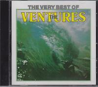 THE VENTURES - THE VERY BEST OF - CD