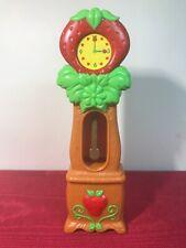 Strawberry Shortcake Beery Happy Home Grandfather Clock