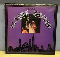 GLADYS KNIGHT Funky - 1980 UK Vinyl LP - MAN 500 EXCELLENT CONDITION