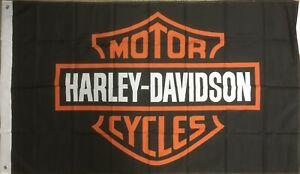 Fahne Harley Davidson U.S.A.Route 66 USA Amerika Road Glide Iron Fat Bob Boy