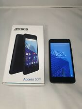 Archos Access 50 3g Smartphone-Quad Core, 8gb, Display 5
