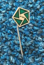 TV Radio RTNS - NOVI SAD Serbia, antique pin, badge, abzeichen !