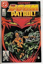 DC Comics Doom Patrol #2 November 1987 NM-
