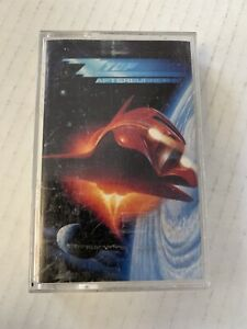 ZZ TOP - Afterburner - 1985 Rock Cassette Tape (Rare OOP) Free Ship