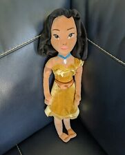 Disney Store Princess Pocahontas Plush Stuffed Toy Doll